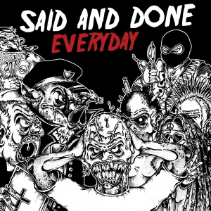 Said And Done - Everyday