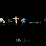 On Fire - Masquerades