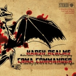 Harsh Realms/ Coma Commander - Split 7 inch